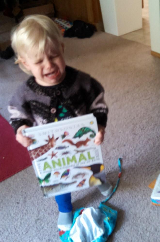 Book tantrum - Ten Thousand Hour Mama