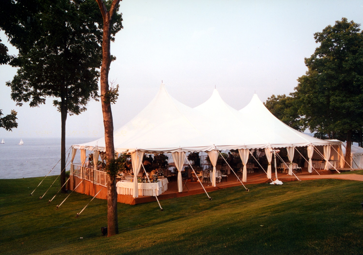 chair cover rentals dc shaker rocking photo pole tents