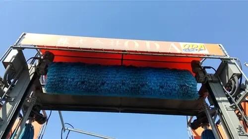 寝屋川市の株式会社ODAの自動洗車機