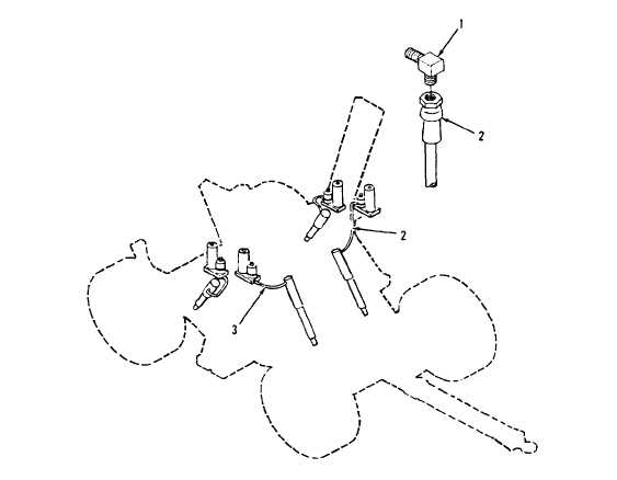 FIGURE 29. HYDRAULIC LINES AND FITTINGS