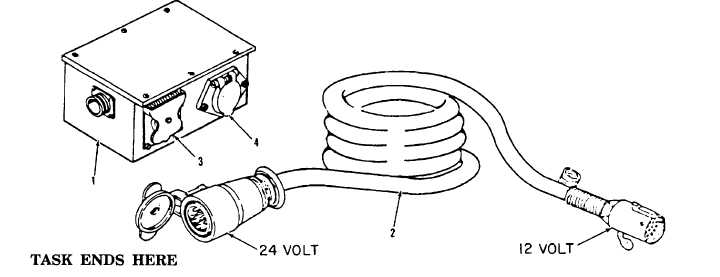 INTERVEHICULAR CABLE