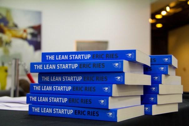 Libros de The Lean Startup edición de Londres 2012