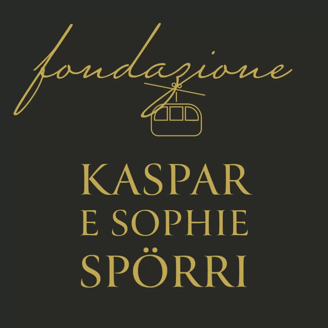 Logo Fondazione Kaspar e Sophie Spörri
