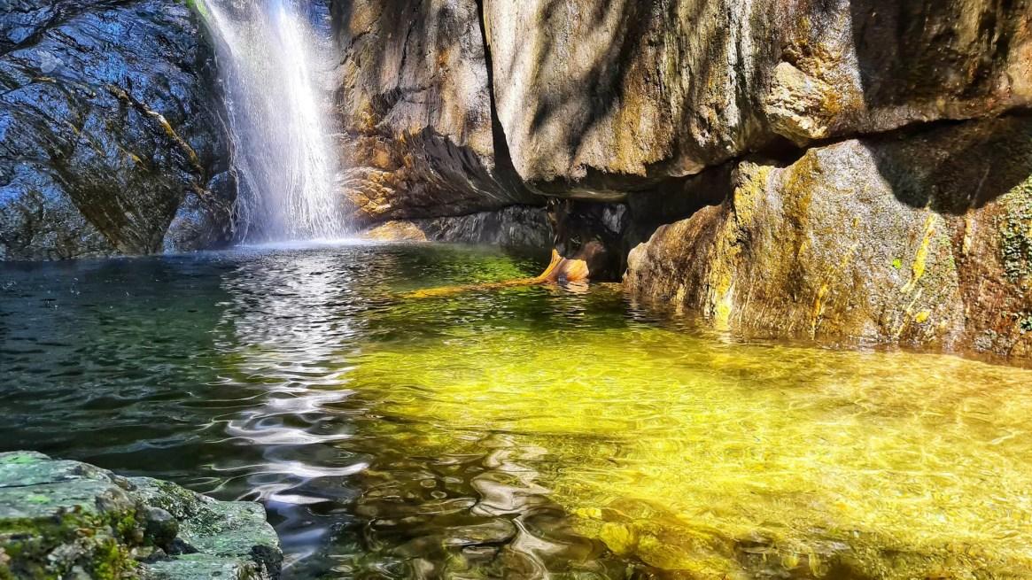 Our Waterfall and Nature Pool, Tenuta Casa Cima