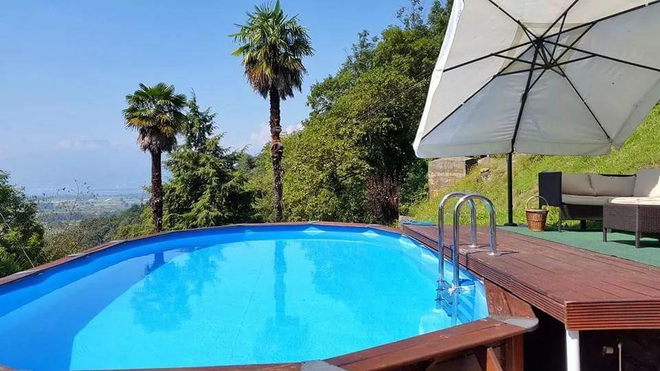 Our Pool, Tenuta Casa Cima