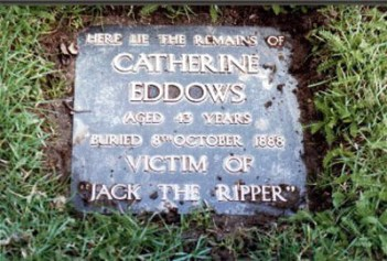 Eddowes grave