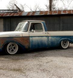 1961 ford f100 truck shortbed unibody ratrod hot rod custom f 100 photo 2  [ 1600 x 1066 Pixel ]