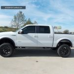 2013 Ford F 150 Supercrew Fx4 Lifted