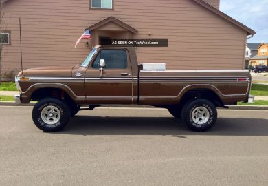 Search 1979 Ford Ranger Lariat Xlt 4x4 F 150