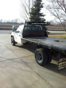 1995 Chevy Dually 454 Mpg Flatbed - Year of Clean Water