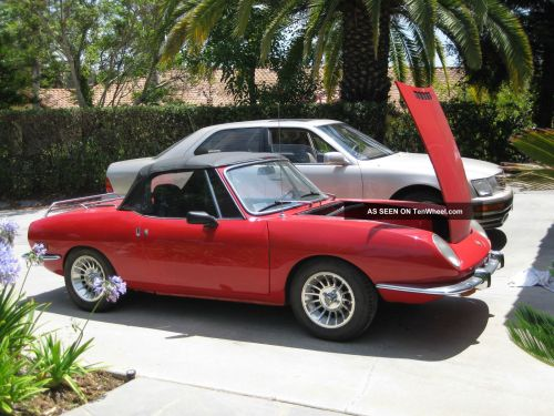 small resolution of 1973 fiat 850 spider other photo 1