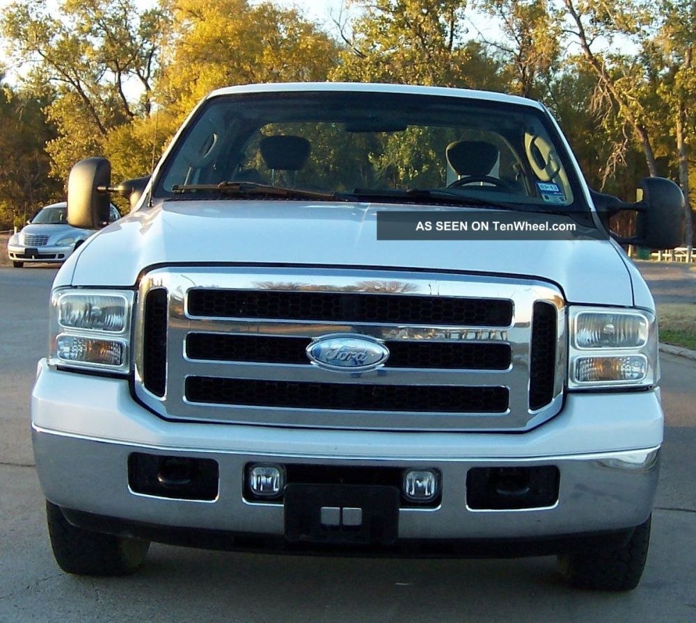 medium resolution of  2007 ford f250 xlt duty cab with 6 0 liter power stroke turbo diesel f