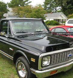 1971 chevy pick up [ 1600 x 1200 Pixel ]