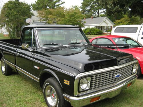 small resolution of 1971 chevy pick up