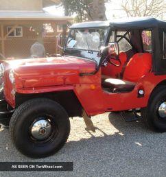 willys jeep 1954 cj3b rh tenwheel com 1953 willys 1953 willys [ 1280 x 960 Pixel ]