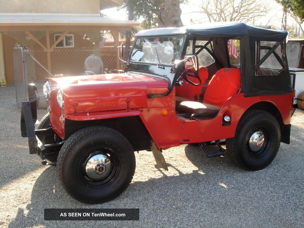 hight resolution of willys jeep 1954 cj3b rh tenwheel com 1953 willys 1953 willys