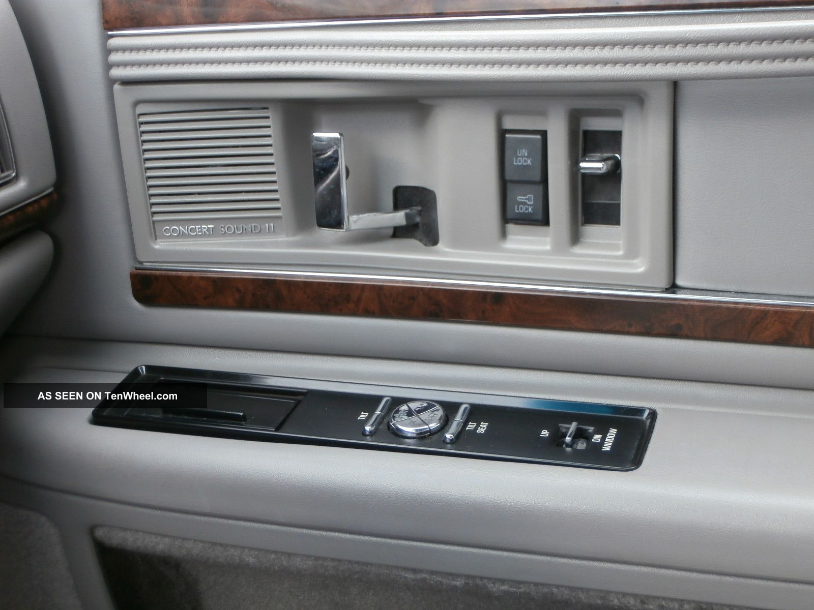1996 Buick Roadmaster Limited Air Conditioning Circuits Auto A C