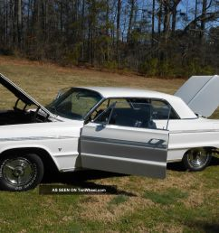 1964 chevy impala 283 wiring diagram [ 1600 x 1200 Pixel ]