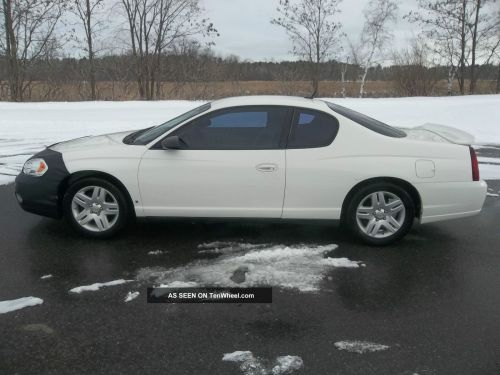small resolution of 2006 chevy monte carlo lt