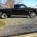 1998 Dodge Cummins 12 Valve Diesel Dually 1 Of A Kind