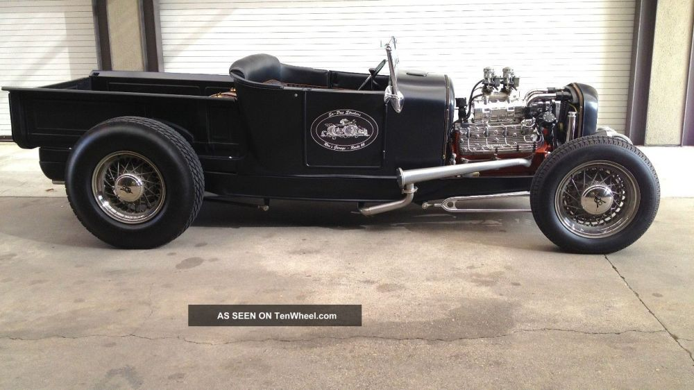 medium resolution of 1927 ford model t roadster pickup hot rod