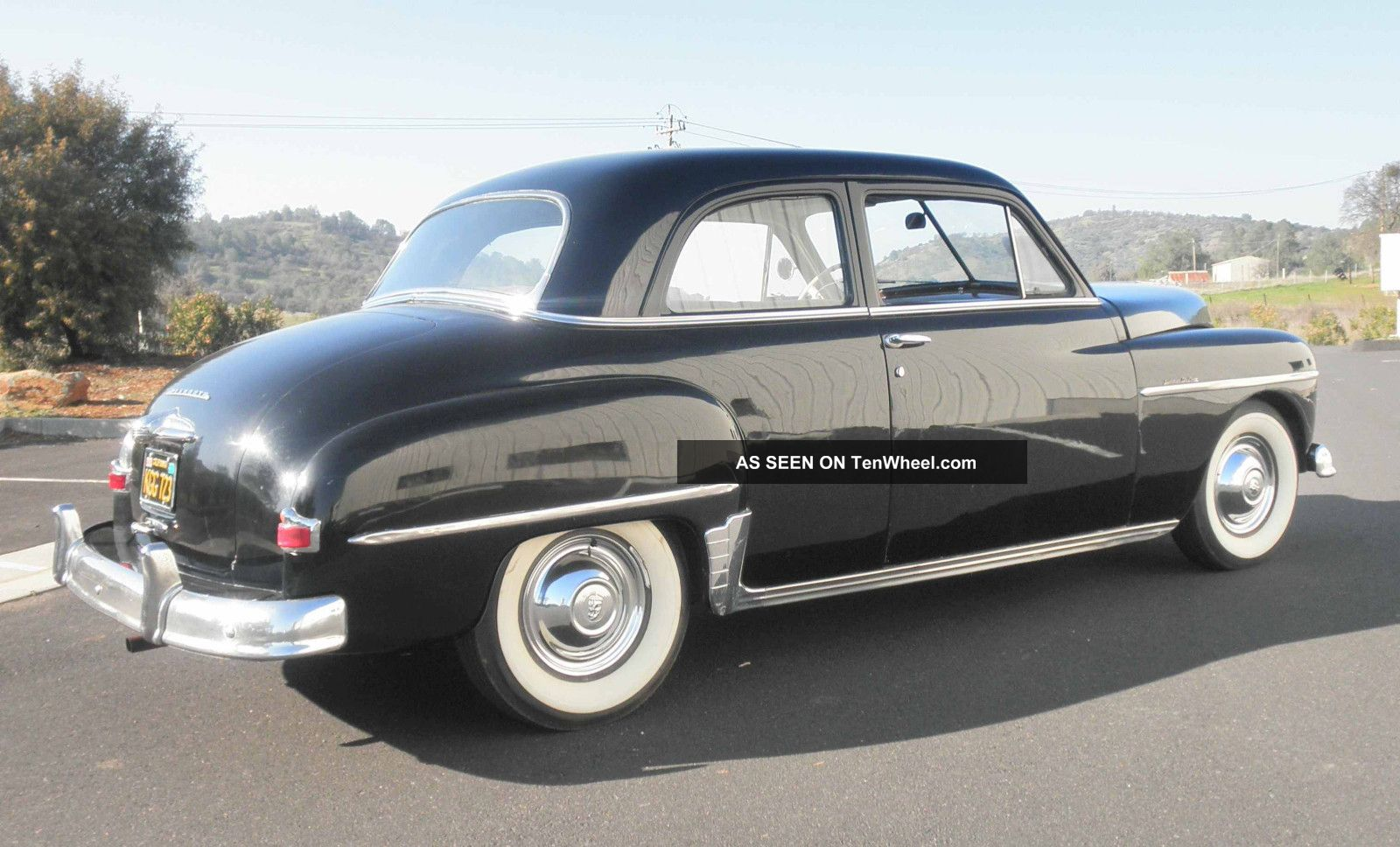 hight resolution of 1950 plymouth special deluxe coupe