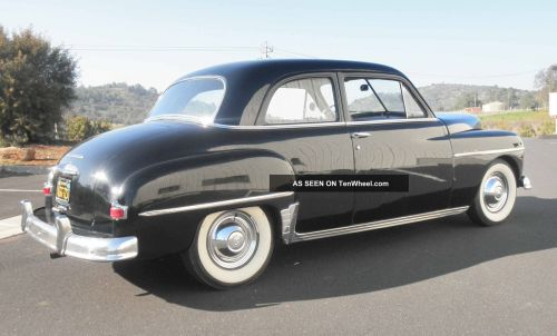 small resolution of 1950 plymouth special deluxe coupe