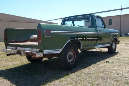 small resolution of 1974 ford f250 ranger camper special 460 engine 1969 ford f 250 camper special ford