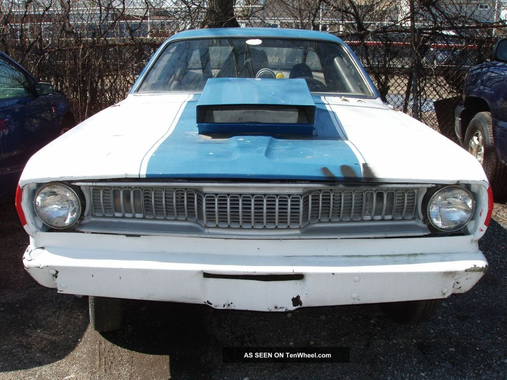 medium resolution of 1970 plymouth duster drag race car no engine or trans diagram further 1970 plymouth duster race car furthermore old buick