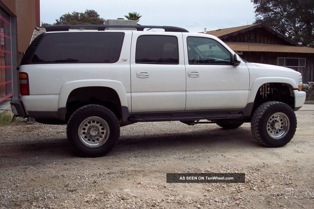 medium resolution of 2003 chevy suburban 2500 4x4 duramax diesel lb7 conversion