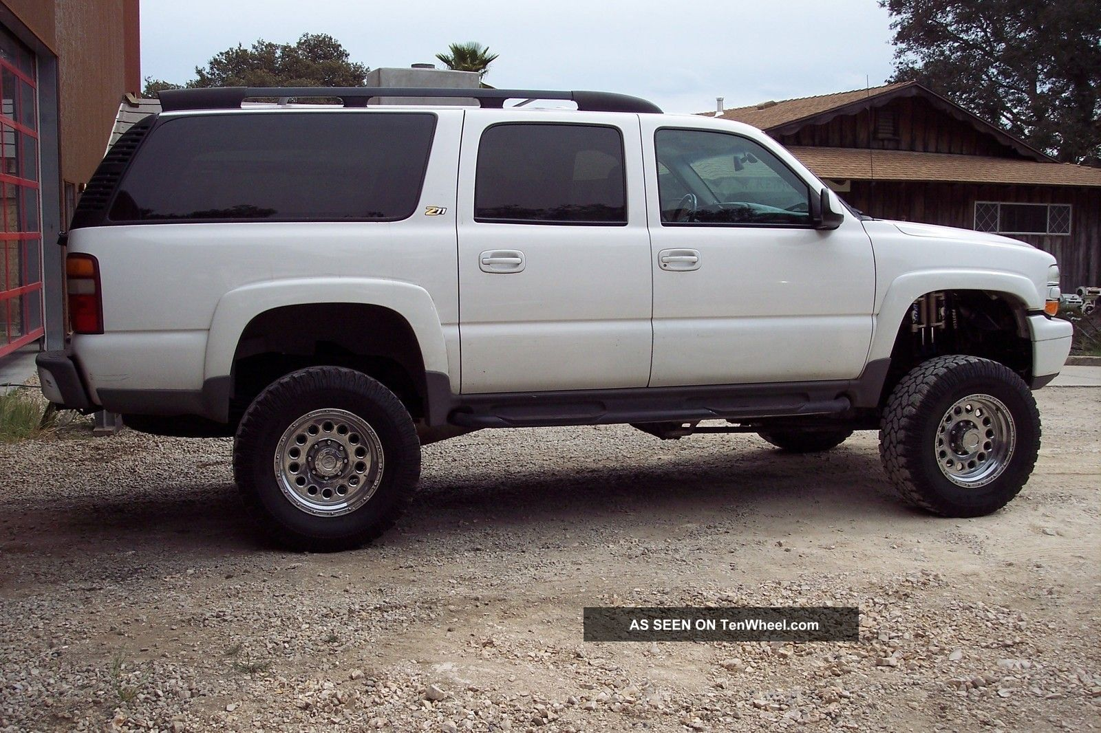 hight resolution of 2003 chevy suburban 2500 4x4 duramax diesel lb7 conversion