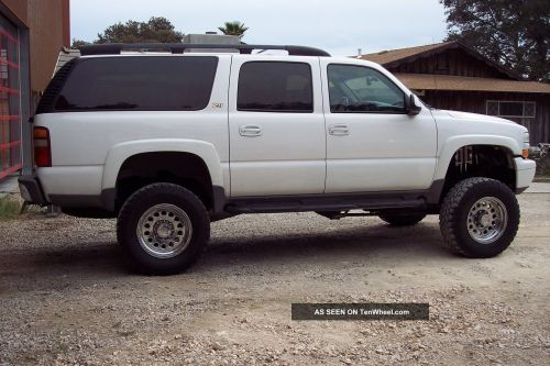 small resolution of 2003 chevy suburban 2500 4x4 duramax diesel lb7 conversion