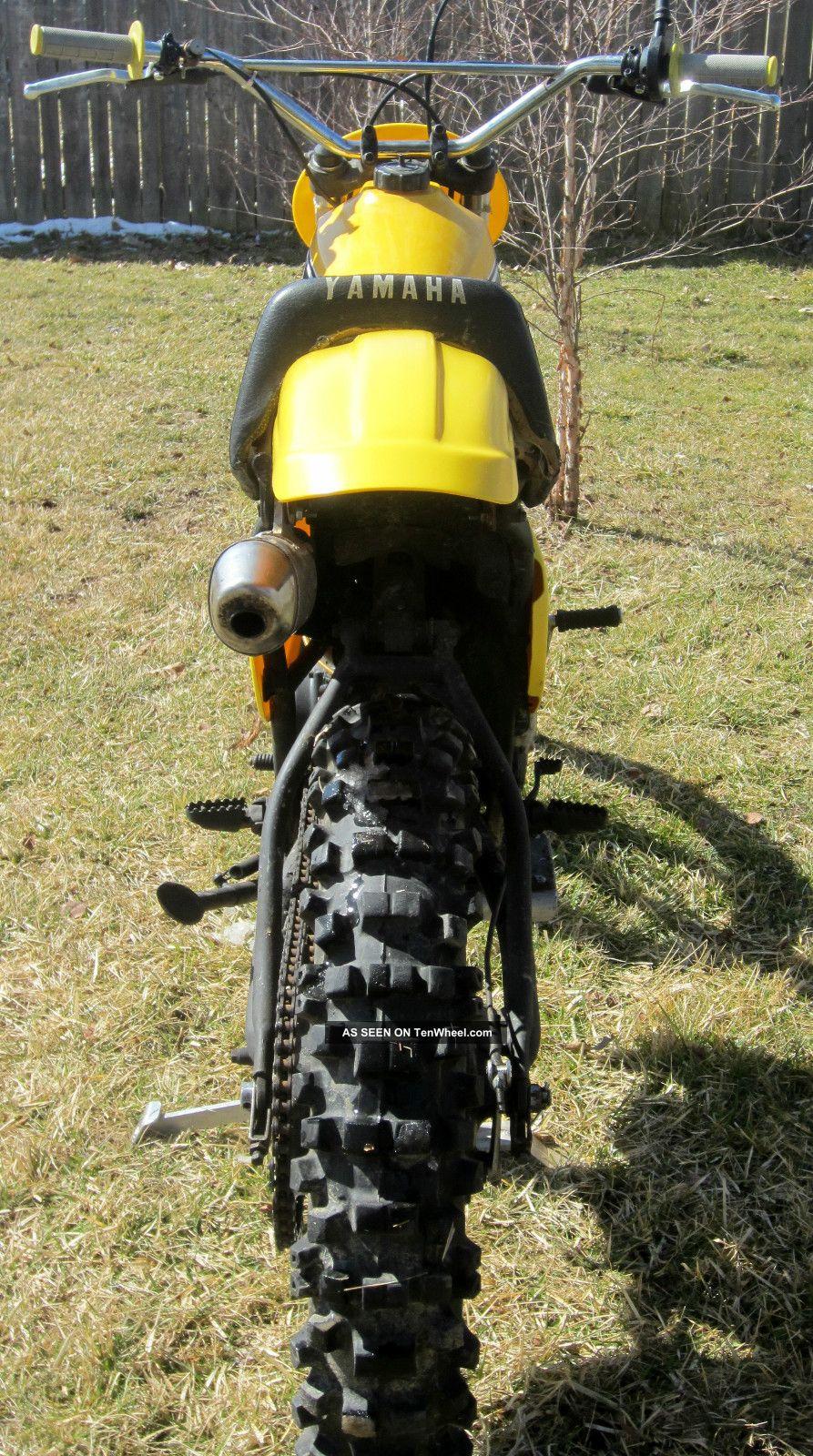 medium resolution of yamaha dirt bike wiring