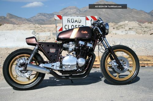 small resolution of custom cafe racer motorcycle 1981 suzuki gs1100e