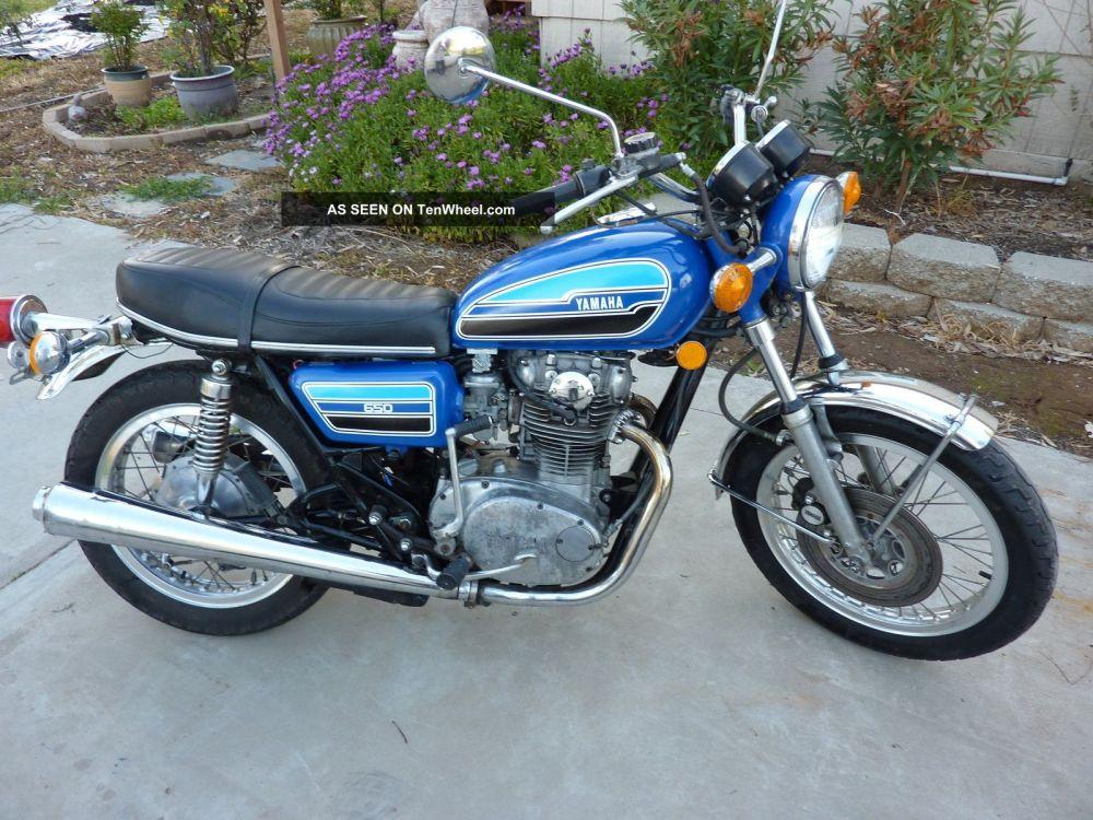 medium resolution of 1976 xs650