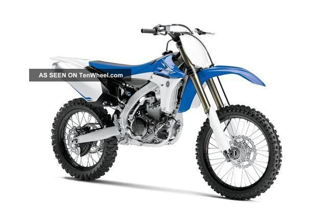 2013 Yz450f Race Bike Programmable Fuel Injection $no
