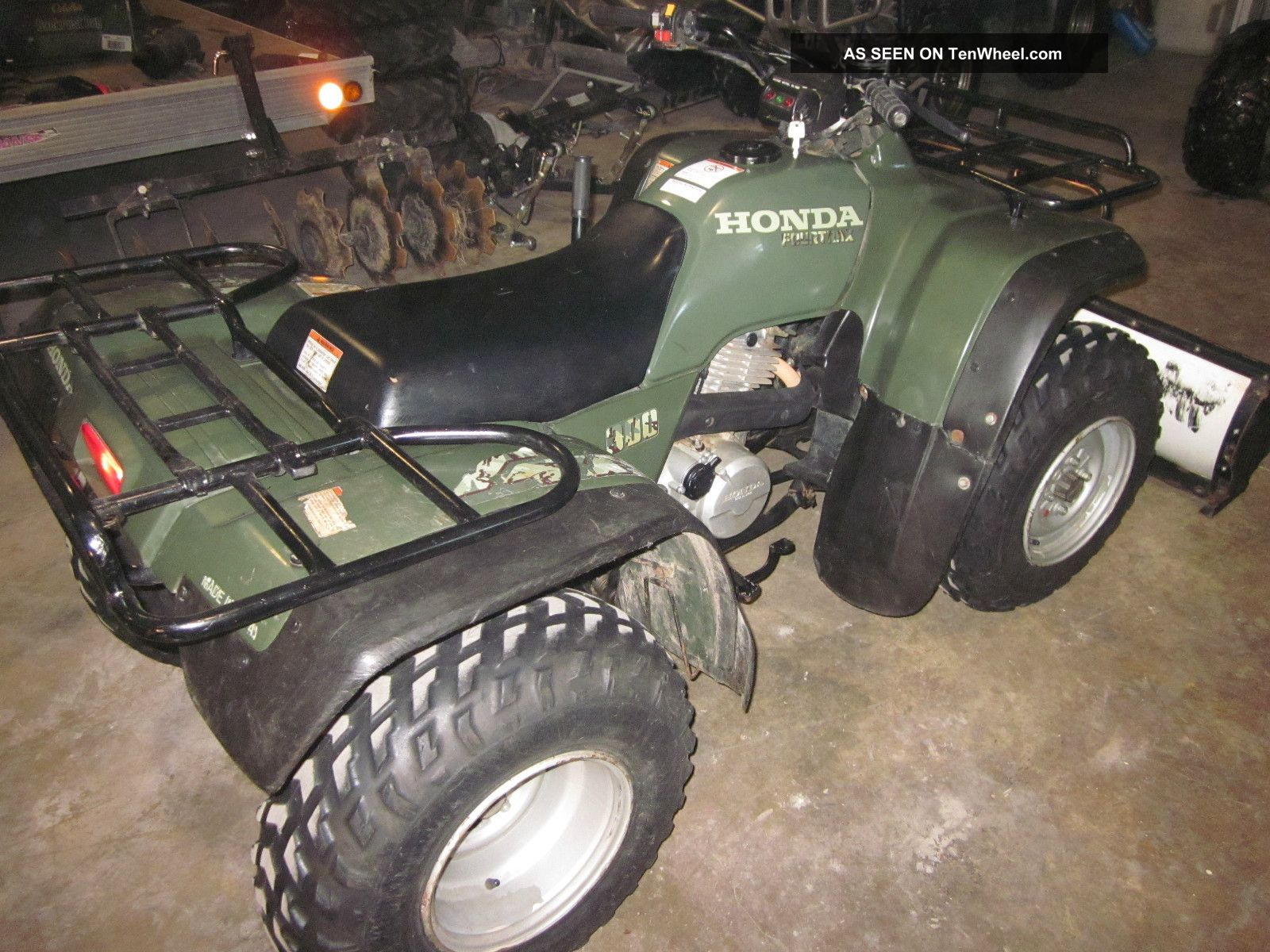 1990 honda fourtrax 300 wiring diagram 99 accord fuse 1985 schematic best library for 2001 350 4 wheeler free 250r