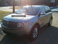 2008 Lincoln Mkx Fwd Heated And Cooled Seats Roof Rack
