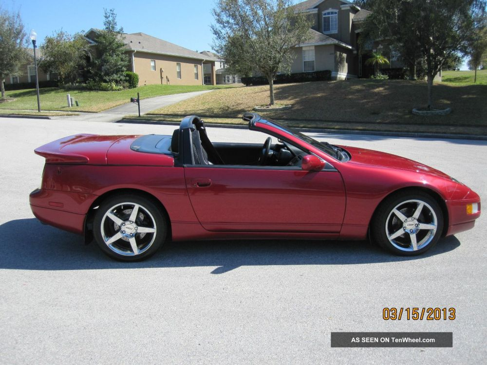 medium resolution of  1993 nissan 300zx convertible in 300zx photo 7