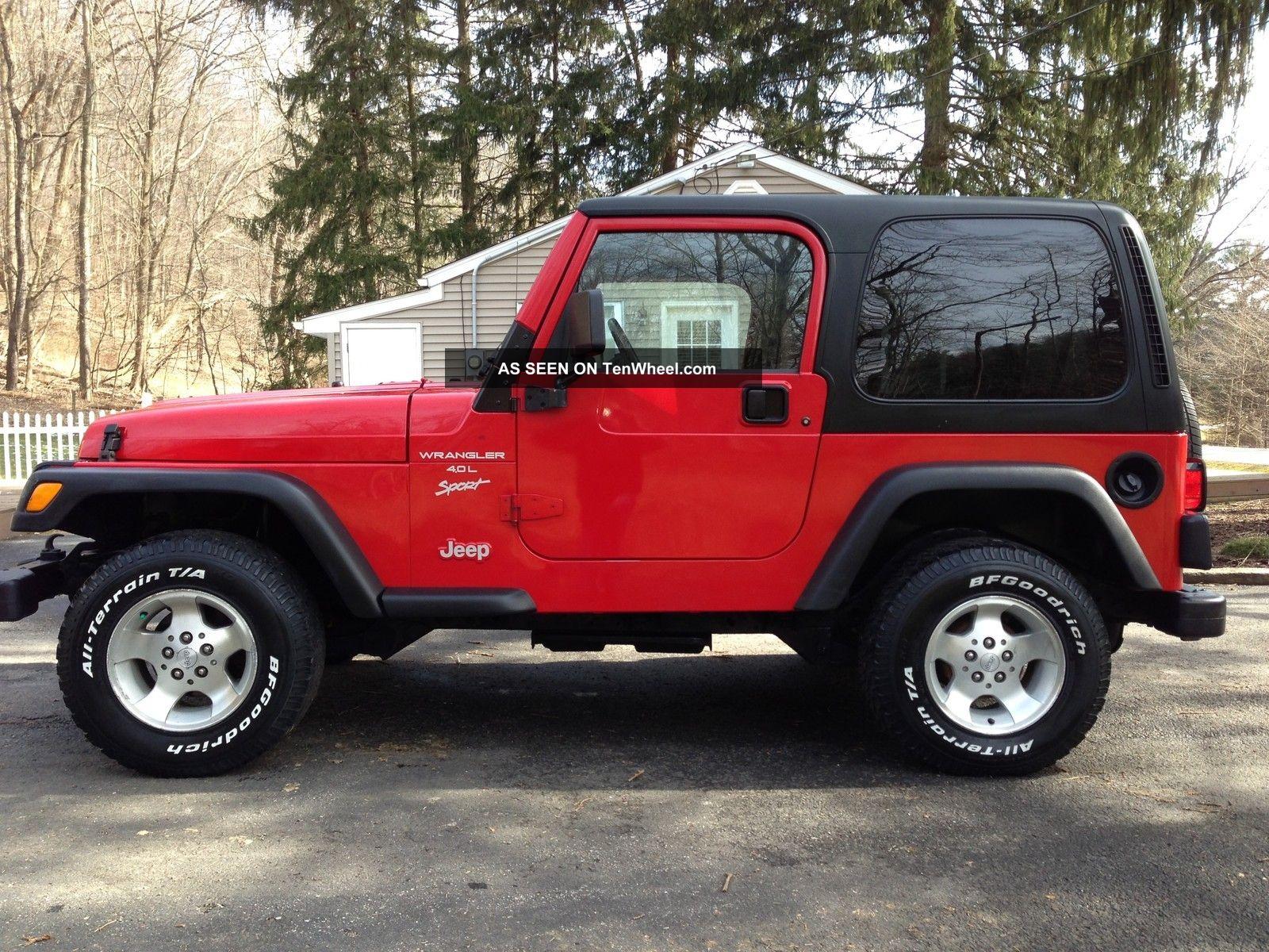 1990 jeep wrangler fuel filter