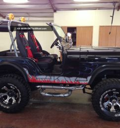 1979 jeep cj5 frame off restoration [ 1600 x 1200 Pixel ]
