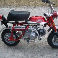 1978 Honda Ct70 Wiring Diagram 400 Watt Hps Atc90 Library Mini Trail 70 Simple Diagramsstarting A Restoration Project Minibike Ar15 Com