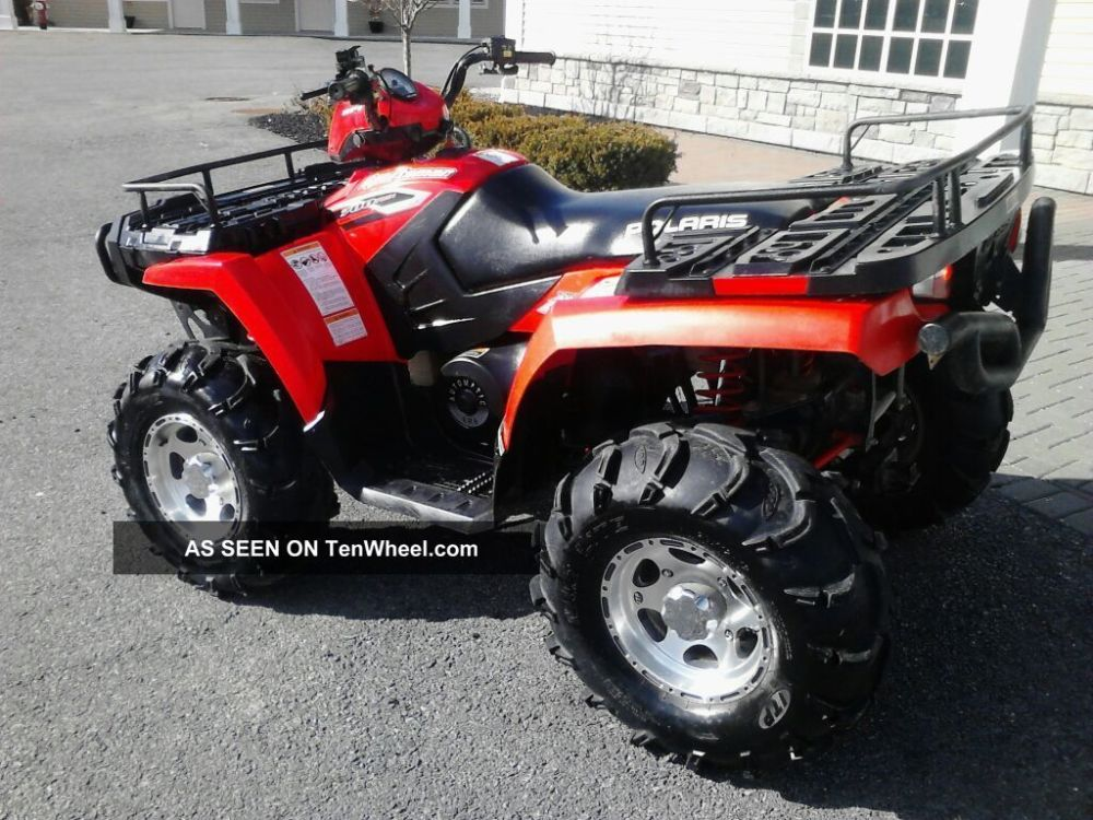 medium resolution of 2006 polaris polaris sportsman 700 efi atv 4x4 quad 2009 polaris sportsman 700 at 2002 polaris
