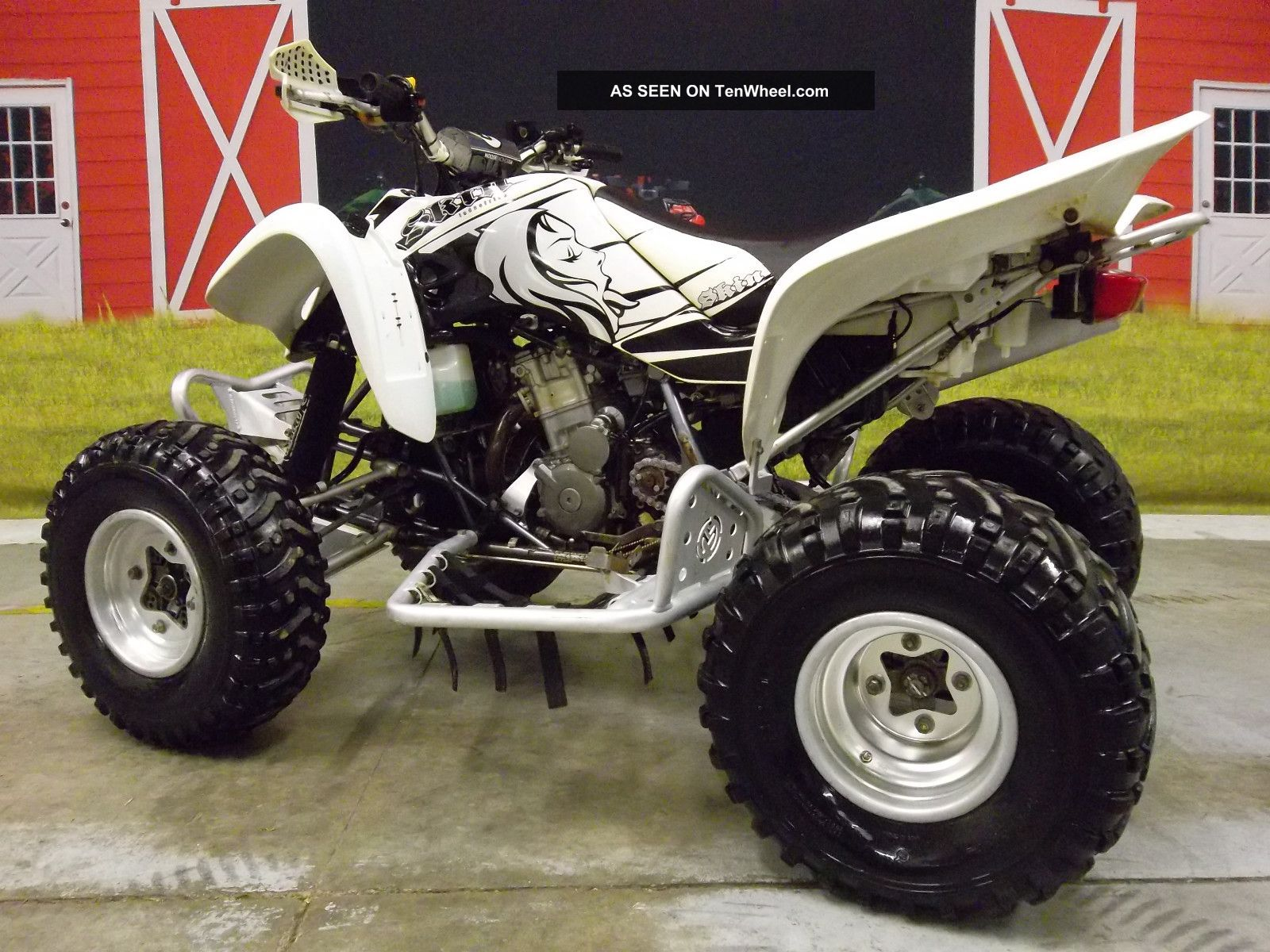 Yamaha Yfz 450 Engine Diagram All About Wiring Diagrams