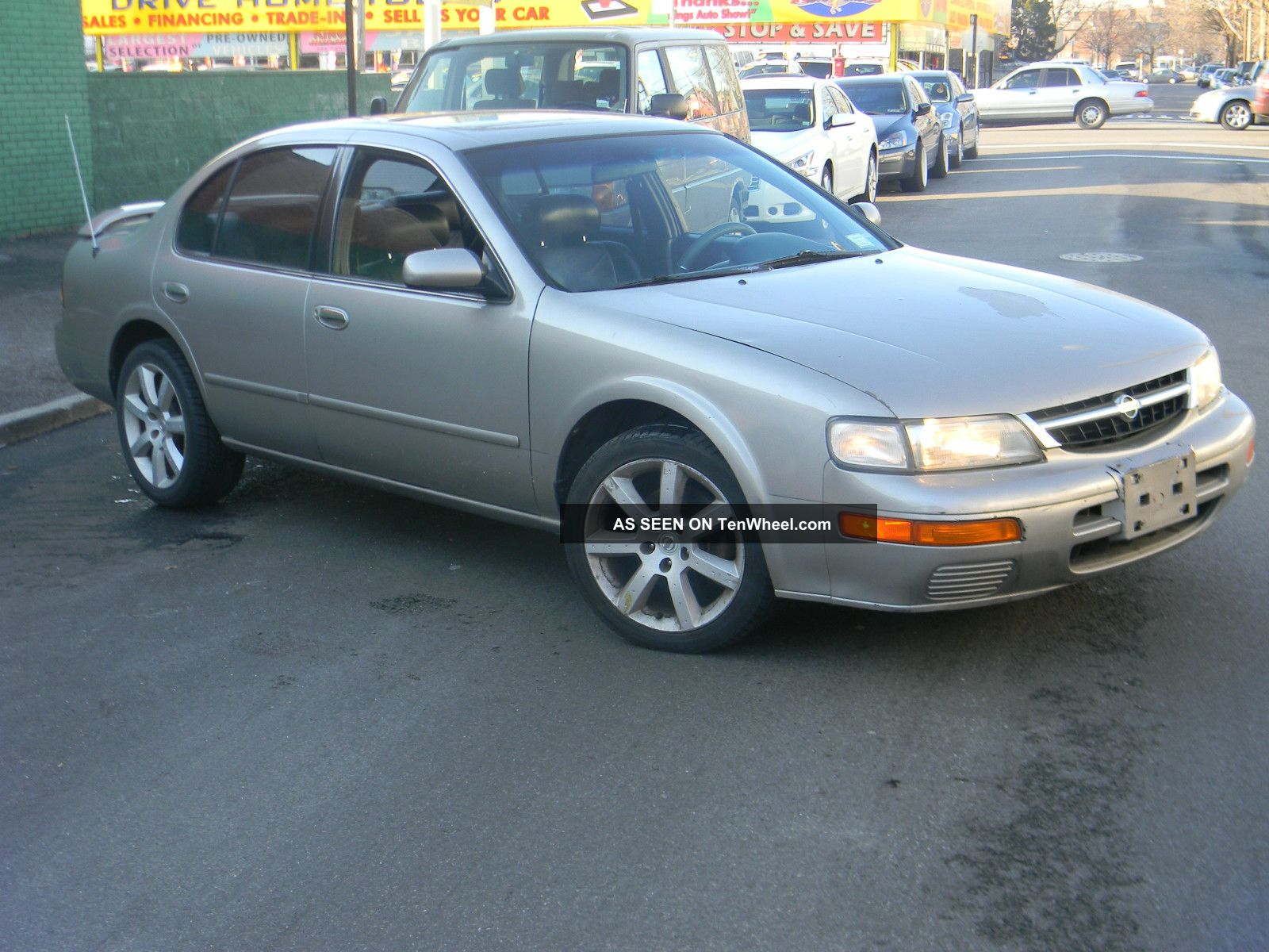 hight resolution of 1999 maxima