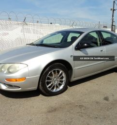2001 chrysler 300m base sedan 4 door 3 5l rh tenwheel com acura 3 5l engine [ 1600 x 1200 Pixel ]