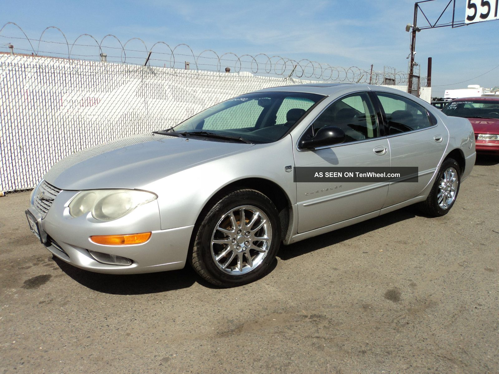 hight resolution of 2001 chrysler 300m base sedan 4 door 3 5l rh tenwheel com acura 3 5l engine