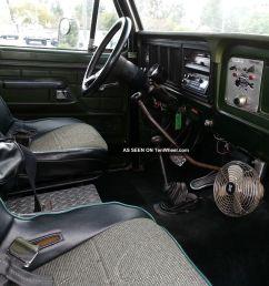1975 ford f100 4x4 [ 1600 x 1200 Pixel ]