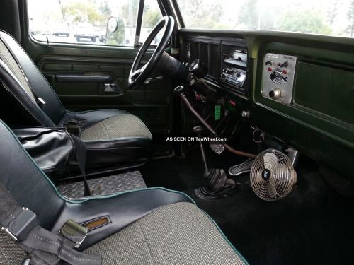 small resolution of 1975 ford f100 4x4