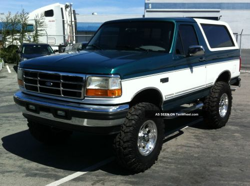 small resolution of ford bronco door wiring diagram